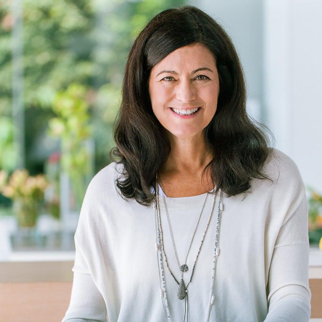 Laurie David portrait