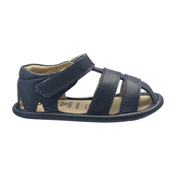 Baby Sandy Sandals, Navy Blue