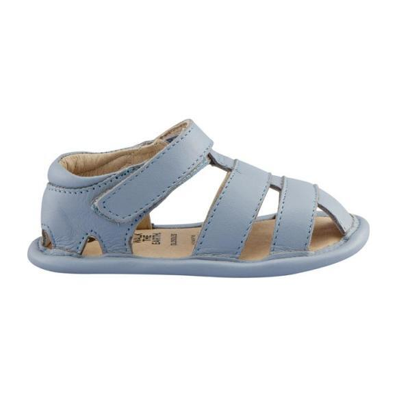 Baby Sandy Sandals, Dusty Blue