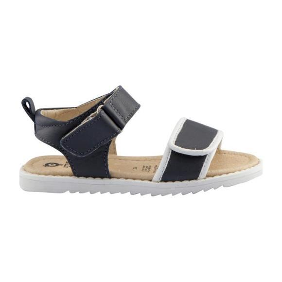 Baby And Child Tip-Top Sandals, Navy Blue