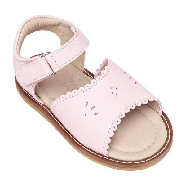 Classic Sandal with Scallop Toddlers, Pink