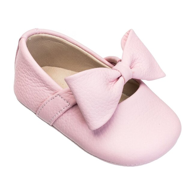 Baby Ballerina with Bow, Pink