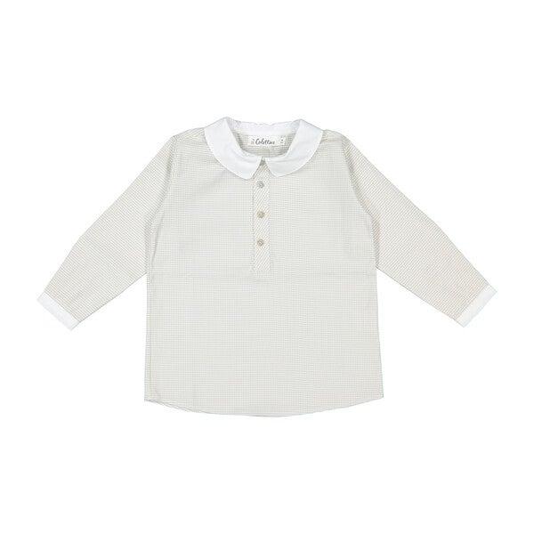 Vasco Shirt, Tan