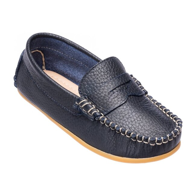 Toddler Alex Driver, Blue - Loafers - 1