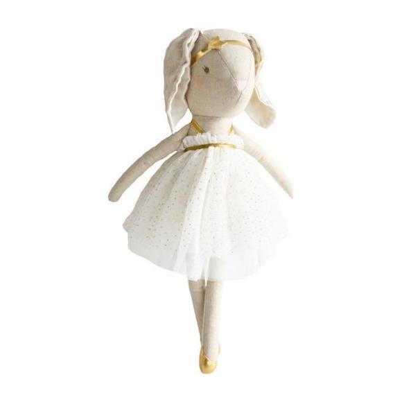 Layla Bunny, Gold - Plush - 1