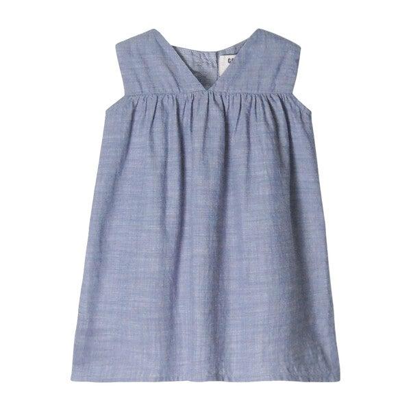 Savannah Dress, Chambray