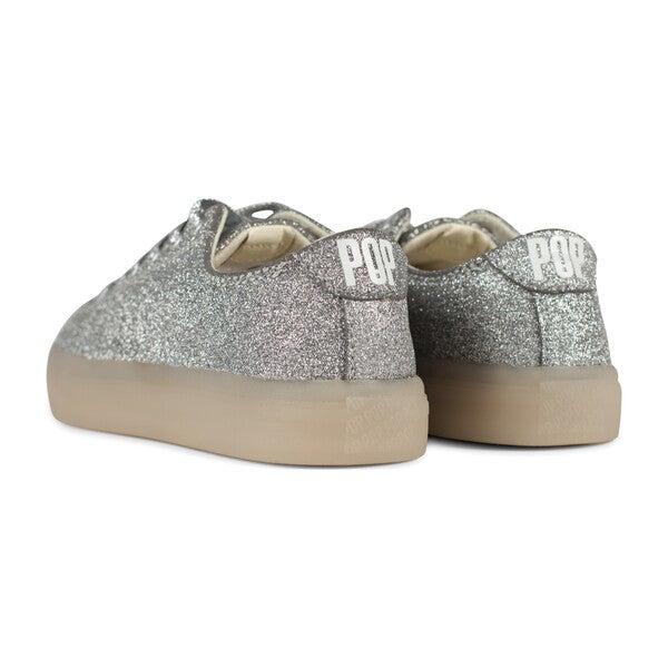St. Laurent Sneaker, Glitter Silver