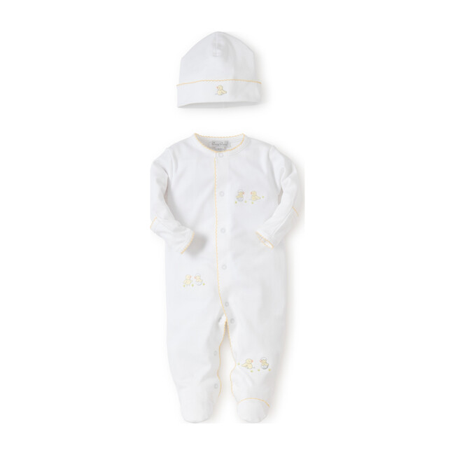 Hatchlings Footie & Hat Set