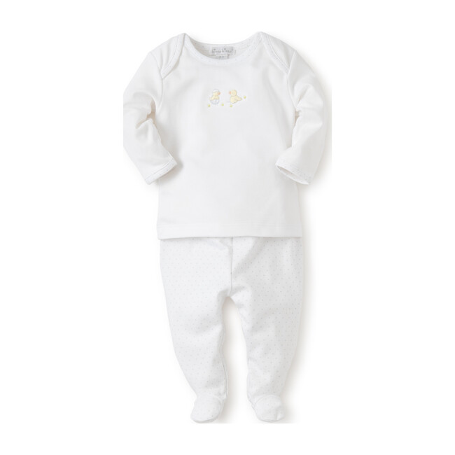 Hatchlings Footed Pant Set