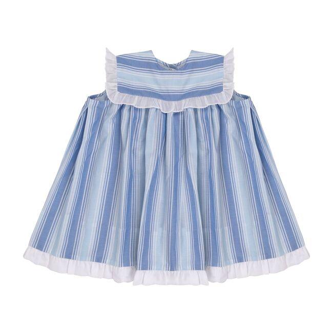 Rayas Dress, Blue