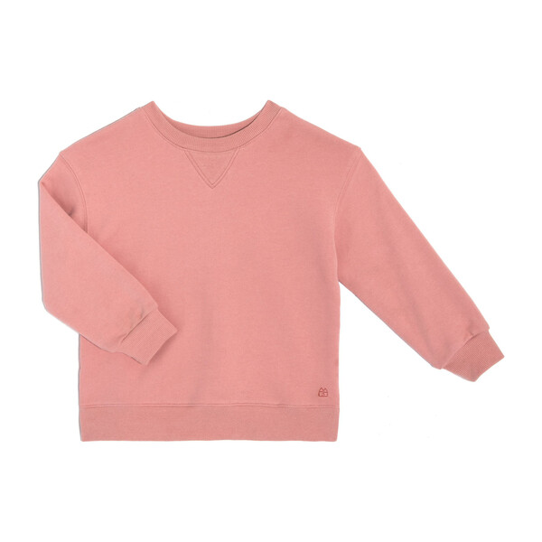 Morgan Sweatshirt, Rose