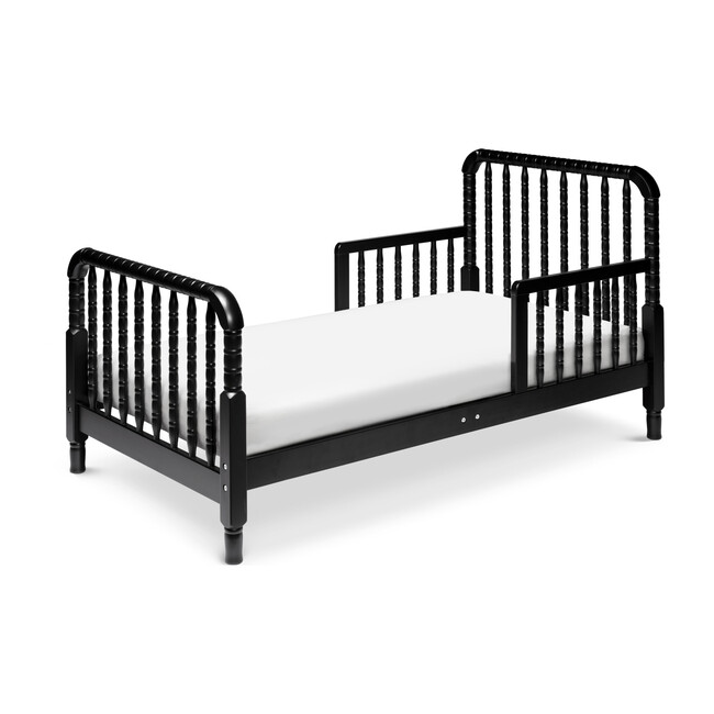 Jenny Lind Toddler Bed, Ebony