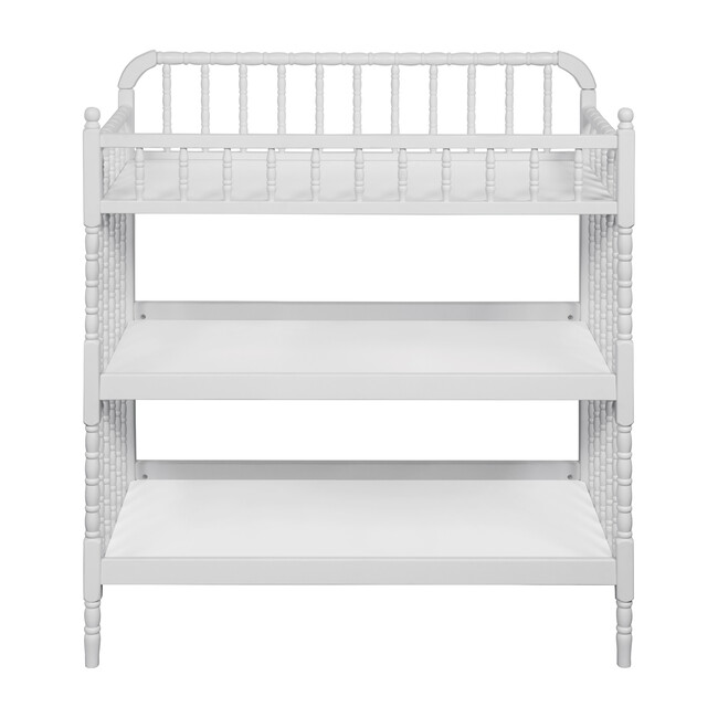 Jenny Lind Changing Table, Fog Grey