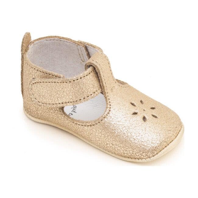 Mae Salome Shoe, Gold