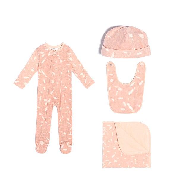 Baby Bundle, Pink Doodle - Mixed Gift Set - 1