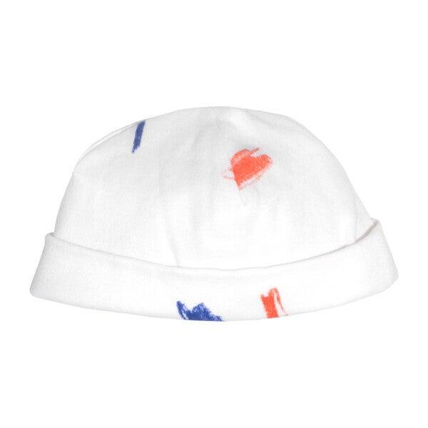 Baby Hat, Multi Doodle