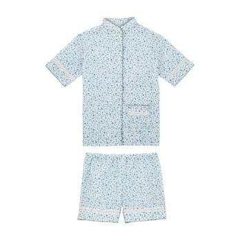 Liberty Pajamas, Blue Floral