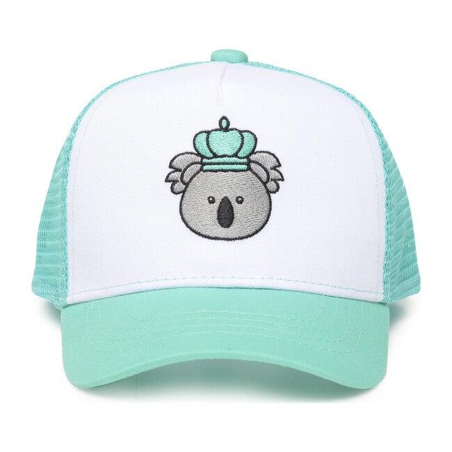 Koala Sun Hat, Mint Blue