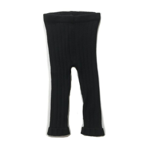 Knit Legging, Black