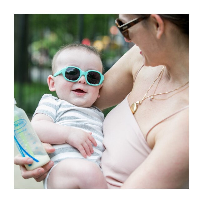 Infant Sunnies, Mint Blue