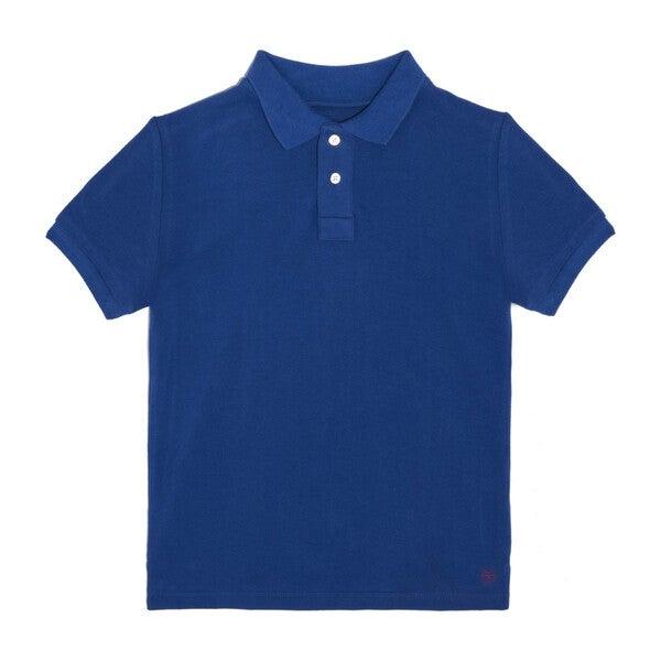 Hudson Polo Shirt, Royal Blue