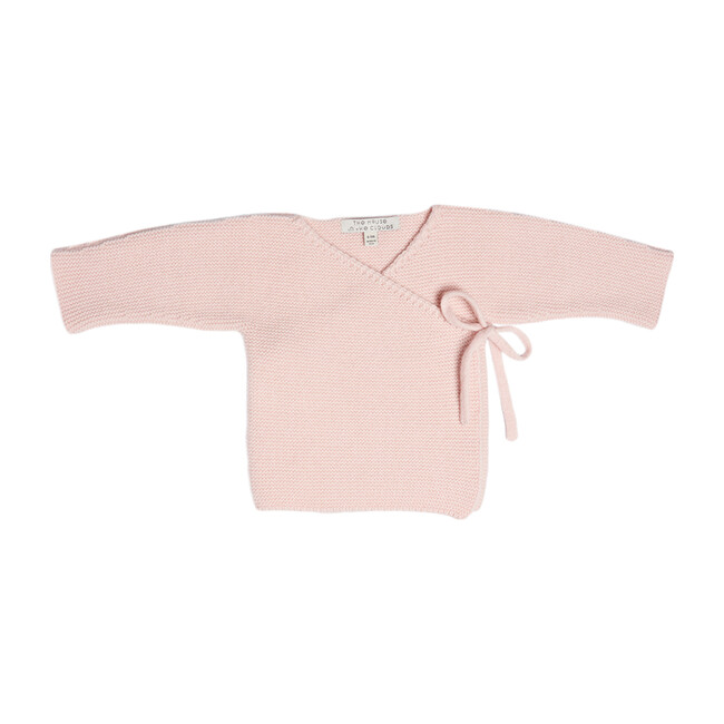 The Maeve Cardigan in Cashmere, Evening Pink