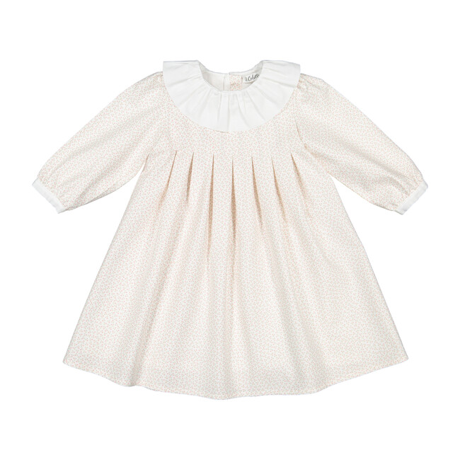 Margot Dress, Floral - Ceremonial Dresses - 1