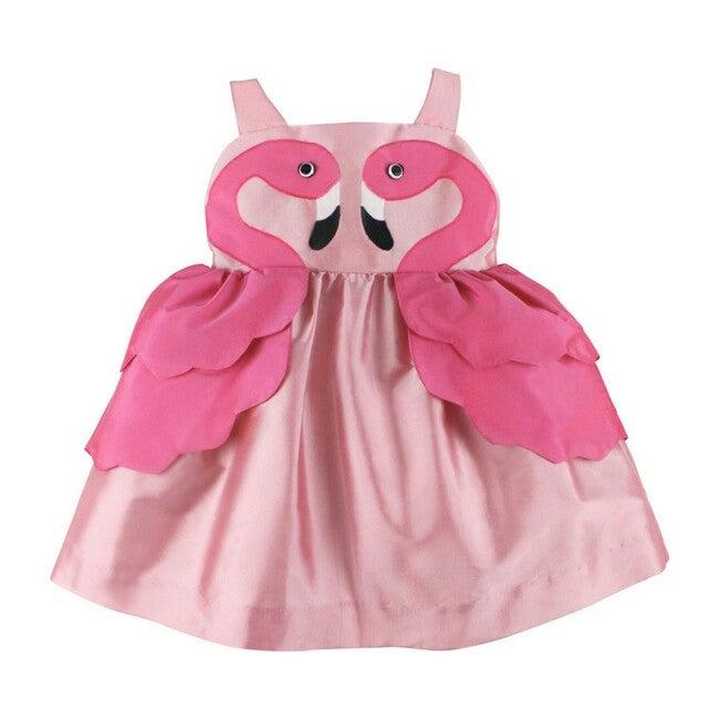 Flamingo Dress, Pink
