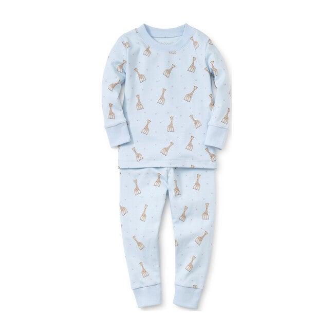 Sophie La Girafe Pajamas, Blue