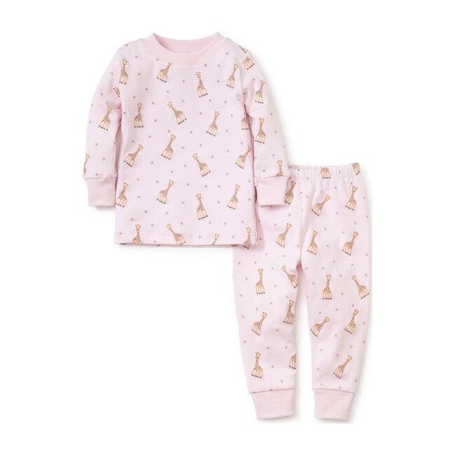 Sophie La Girafe Pajamas Large, Pink
