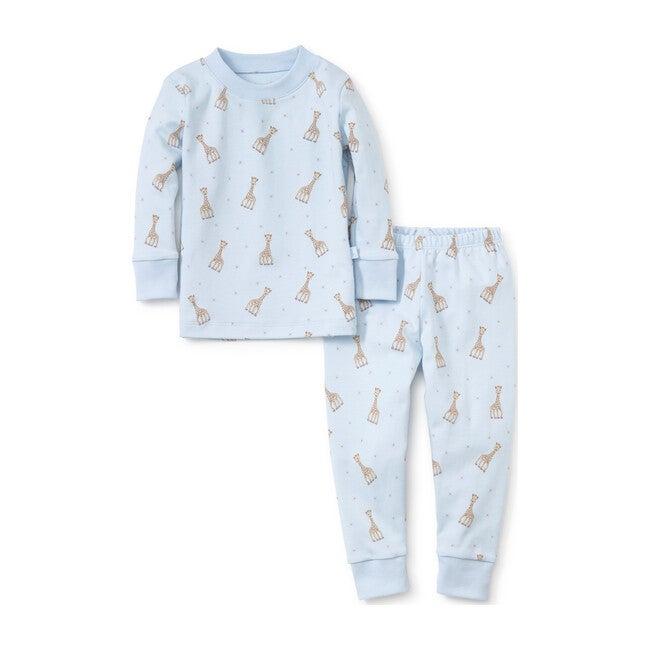 Sophie La Girafe Pajamas Large, Blue