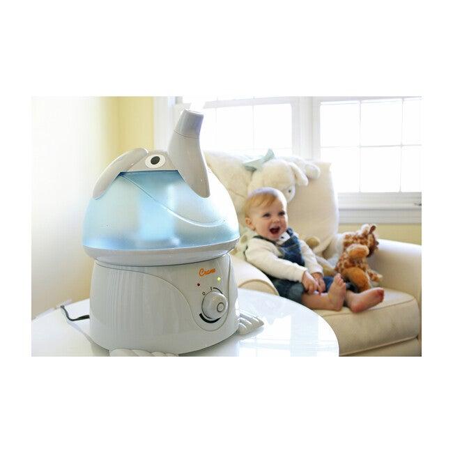 Adorable Elephant Ultrasonic Humidifier