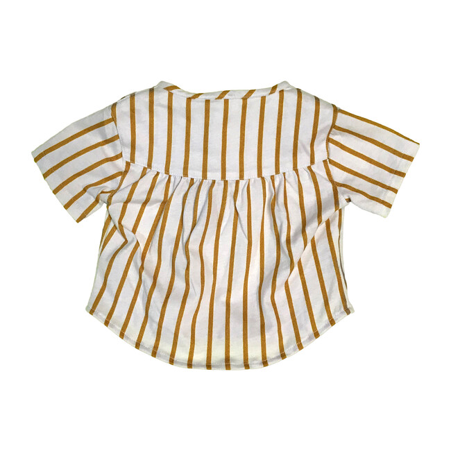Arturo Top, Ocher Stripes