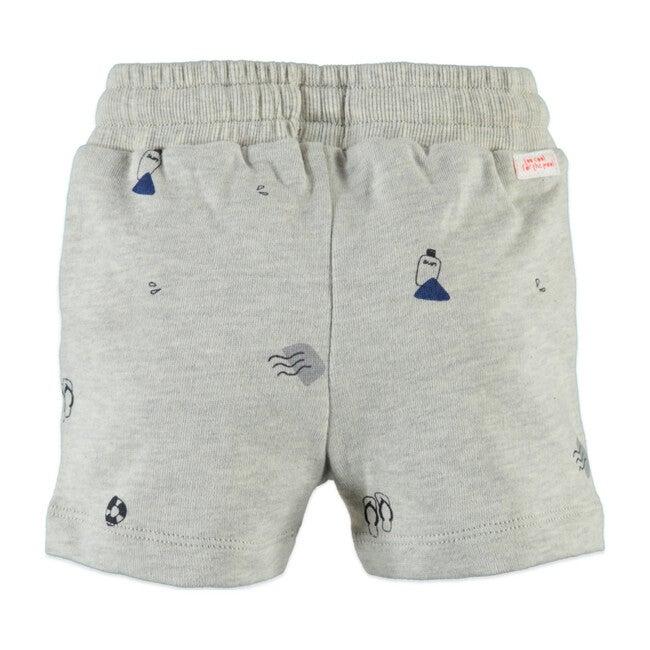 Sweatshorts, Cool Grey Melee