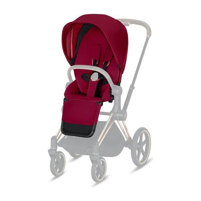 Priam 3 Seat Pack, True Red
