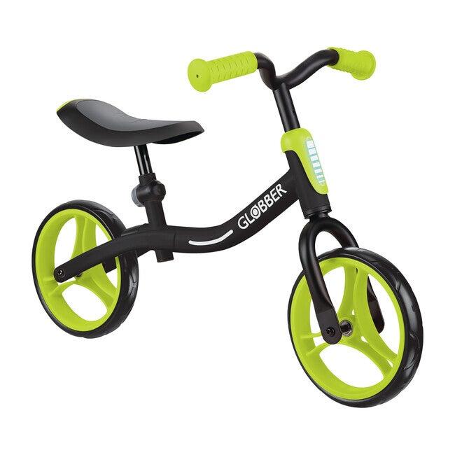 Go Bike, Black/Lime Green