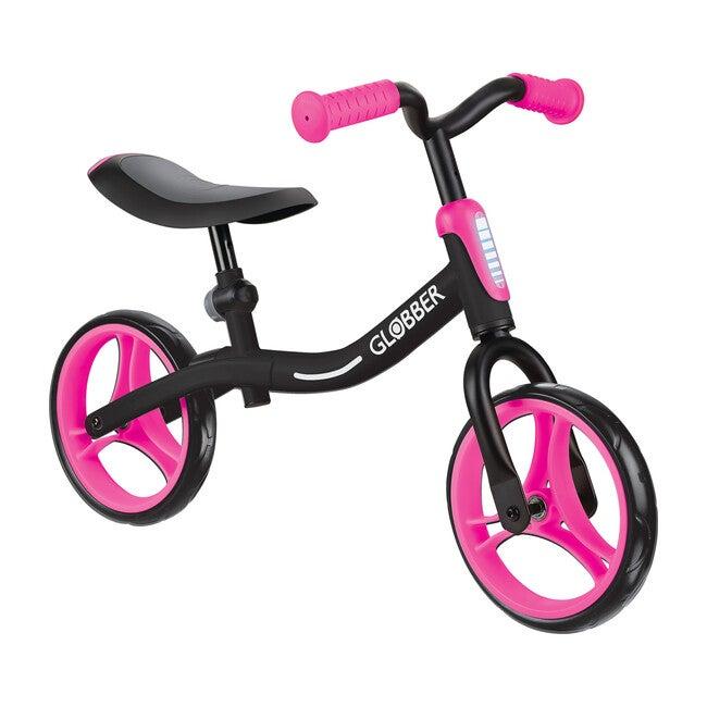 Go Bike, Black/Neon Pink