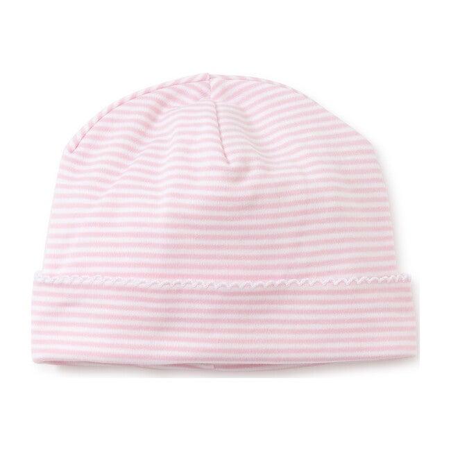 Simple Stripe Hat, Pink