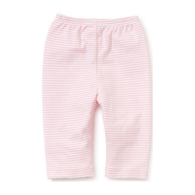 Simple Stripe Pant, Pink