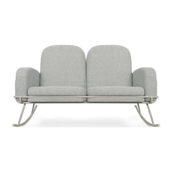 Ami Rocker Double Seat Cushion, Grey