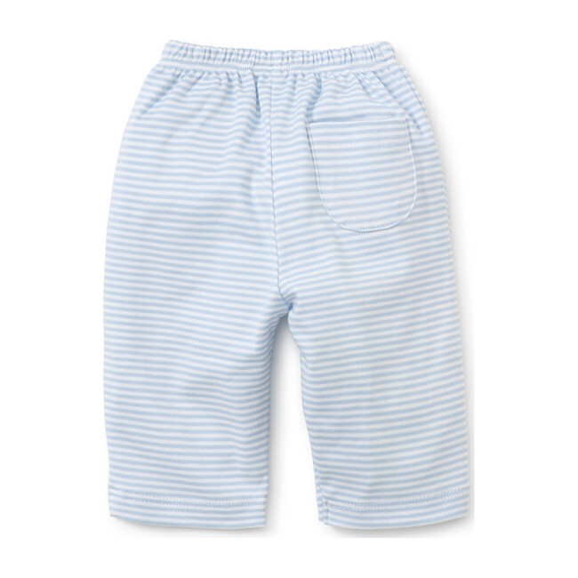 Simple Stripe Pant, Blue