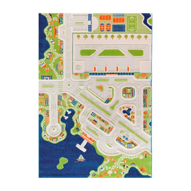 Mini City 3-D Activity Mat, XL