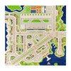 Mini City 3-D Activity Mat, XXL - Transportation - 1 - thumbnail