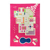 Play House 3-D Activity Mat, Pink XL - Transportation - 1 - thumbnail