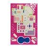 Play House 3-D Activity Mat, Pink Large - Transportation - 1 - thumbnail