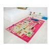 Play House 3-D Activity Mat, Pink Large - Transportation - 2