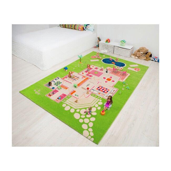 Play House 3-D Activity Mat, Green XL