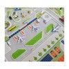 Mini City 3-D Activity Mat, XXL - Transportation - 4