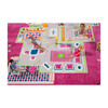 Play House 3-D Activity Mat, Pink XL - Transportation - 4