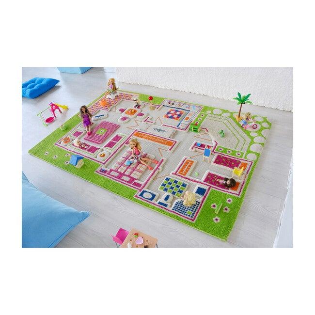 Play House 3-D Activity Mat, Green Medium